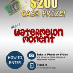 It's Back! Your Chance To Win $200 Cash