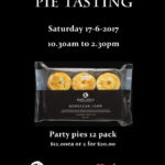 Free Boscastle Pie Tasting Saturday
