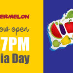 Open Australia Day 26th January